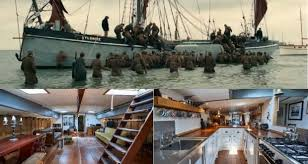 move into the sailing boat featured in new movie dunkirk for u20ac488k