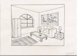amusing drawing of living room contemporary best inspiration