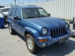 2003 blue jeep liberty 1j4gk58kx3w688340 2003 blue jeep liberty li on sale in ca sun