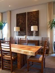 slab dining table archives dining room decor