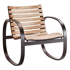Knoll Rocking Chair Parc Rocking Chair By Cane Line Yliving