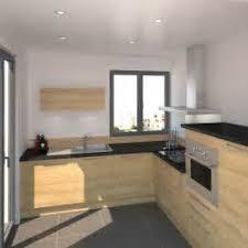cuisine vial menuiserie cuisine bois plan de travail noir 15 d233cor bois aulne gris vial