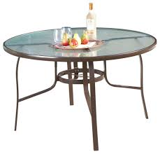 Patio Table With Umbrella Hole 48