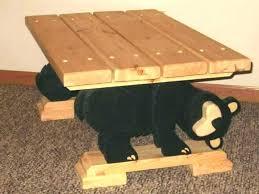 black bear coffee table black bear coffee table black bear coffee table black bear coffee