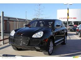 porsche suv blacked out 2005 black porsche cayenne turbo 1771521 photo 3 gtcarlot com