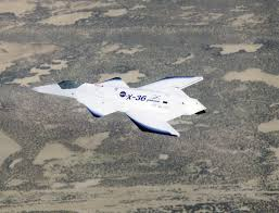 nasa armstrong fact sheet x 36 tailless fighter agility research