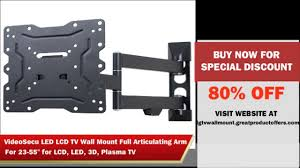 Lcd Tv Wall Mount Stand Lg Tv Wall Mount Lg Tv Wall Mounting Review Youtube