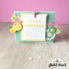 Small Desk Calendars Desk Calendar 2017 Table Calendars Papery Print Daily With