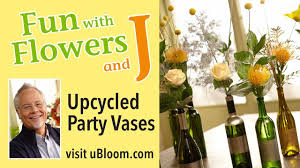 flowers wine how to arrange flowers create a wine bottle collection