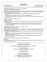 Edd Resume Oracle Financial Consultant Cover Letter