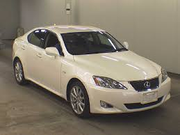 lexus 2010 is350 2007 lexus is350 version l japanese used cars auction online