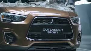 mitsubishi outlander sport 2014 red mitsubishi new outlander sport 2014 youtube