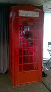 photo booths for inside the voice phone booths