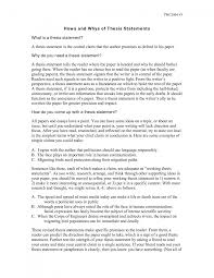 sample argument essay thesis essay example of a good thesis statement for an example of a good thesis statement for an argumentative essay gallery of argumentative essay thesis examples