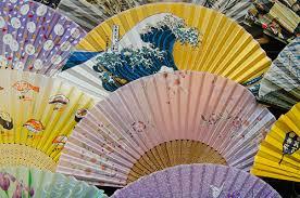 japanese folding fan the story of japanese folding fans kcp international