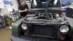 jeep matte green full wrap jeep 3m matte military green youtube