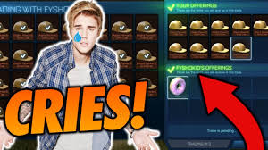 his and items a scammer sing justin bieber baby for his items back