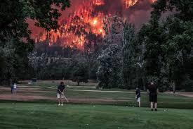 kendall lexus of alaska golfing wildfires oregon jpg