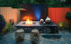 Starting A Fire Pit - landscapeonline design u2022 build u2022 maintain u2022 supply