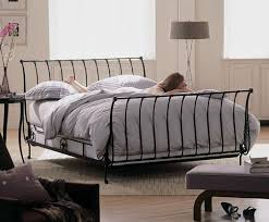 Metal Sleigh Bed Sleigh Bed Charles P Rogers Beds Direct Makers Of