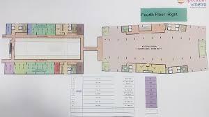 Metro Arena Floor Plan by Floor Plan Spectrum Metro Sector 75 Noida Shop U0026 Office Space