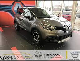auto box renault captur intens tce 120 edc mod 2017 boite auto occasions bva