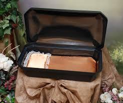 pet caskets standard black gold pet casket faithfulfriendspetcemetery