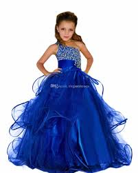 2017 beaded elegant curvy pageant dresses for girls fluffy long