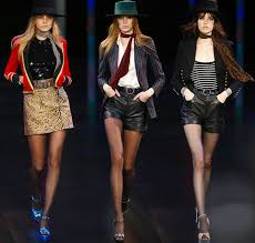 images for spring style for women 2015 saint laurent spring summer 2015 collection paris fashion week