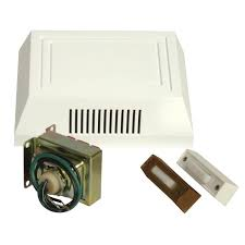 Interior Doorbell Cover C102l Bz 2 Button Lighted Chime Kit
