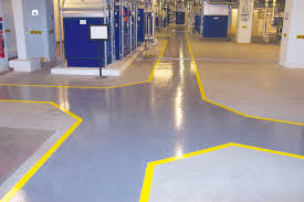 temporary vs permanent floor line marking options