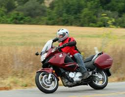 honda deauville 2010 honda nt700v md ride review motorcycledaily com