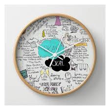Home Decor Clocks Best 25 Green Wall Clocks Ideas On Pinterest Bedroom Mint