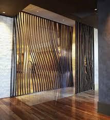 stylish wood screens room dividers and impressive house