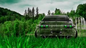 nissan gtr skyline 2015 nissan skyline gtr r32 jdm back crystal nature car 2015 wallpapers