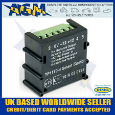 ring rct480 7 way smart bypass towing relay for canbus and
