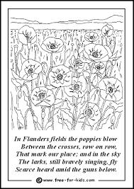 poppies in flanders fields pinterest flanders field
