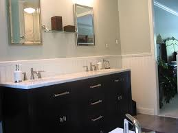 modern bathroom wainscoting u2013 laptoptablets us