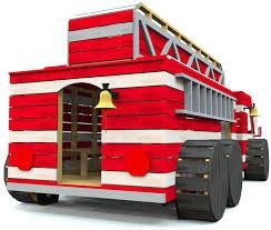 fire truck play set plan 130ft wood plan for kids u2013 paul u0027s