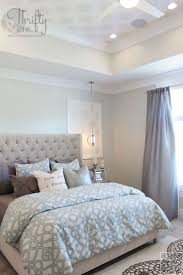 blue grey color scheme living room bedroom inspired silver walls