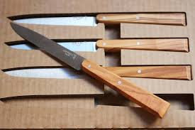 couteau opinel cuisine opinel 125 esprit sud opinel