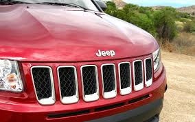 dark red jeep 2013 jeep compass latitude 4x4 first test motor trend