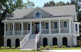 low country style house plans low country home plans fresh raised house plans webbkyrkan