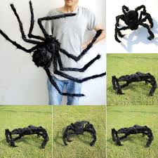 spider halloween decoration haunted house prop indoor outdoor
