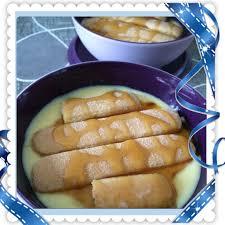 la cuisine de mamie défi culinaire 13 crème aux boudoirs de mamie la cuisine de