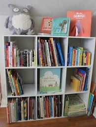 Baby Nursery Bookshelf What U0027s On My Bookshelf Sarah Random Acts Of Reading
