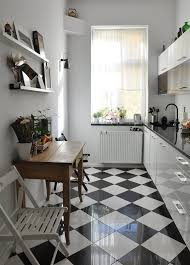 small black and white kitchen ideas 6 flooring options worth a second look flooring options
