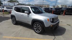 jeep renegade new 2017 jeep renegade latitude fwd sport utility in honolulu