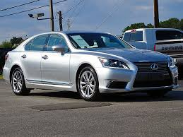 2015 lexus ls 2015 used lexus ls 460 base at alm mall of serving buford