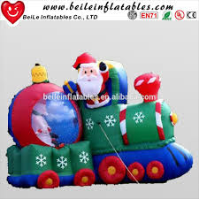 christmas inflatable train christmas inflatable train suppliers